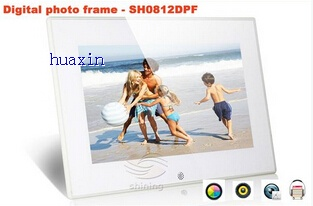 digital photo frame for kids - SH0812DPF
