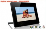 Shenzhen fc ce rohs digital photo frame - SH0806DPF
